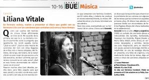 Liliana Vitale UANANTÚ-reseña Sobre Bue-Octubre 2016