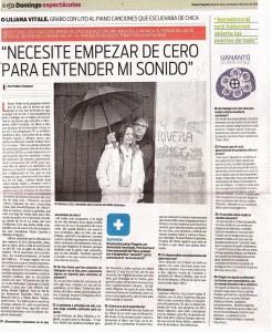 UANANTÚ- diario Popular- espectáculos-entrevista LIli-19-6-2016