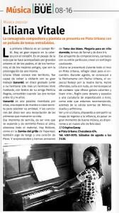 UANANTÚ- revista sobre BUE Agosto 2016